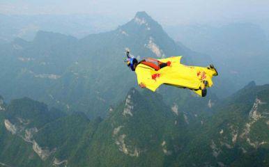 什么是翼裝飛行以及翼裝飛行玩一次多少錢