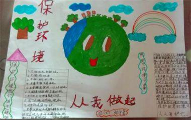 世界环境日国旗下学生演讲稿5篇