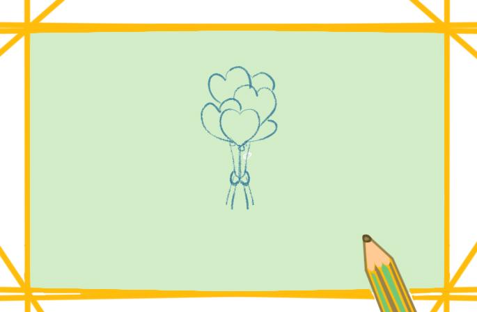 動物青蛙上色簡筆畫要怎么畫