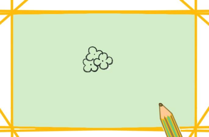 漂亮的绣球花图片教程步骤