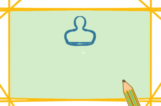 婴儿的奶瓶上色简笔画图片教程