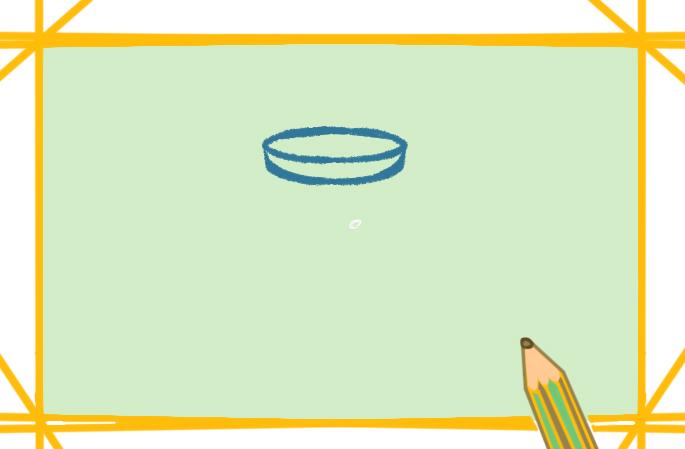 可愛卡通的沙漏簡筆畫帶顏色教程圖片